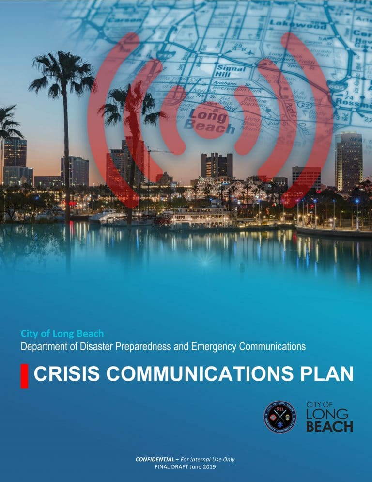 Crisis Communicatons Plan